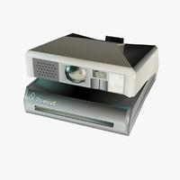3d polaroid camera