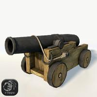 vessel cannon 2 max