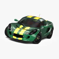 Lotus Elise Type 25