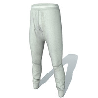 narrow pants 3d max