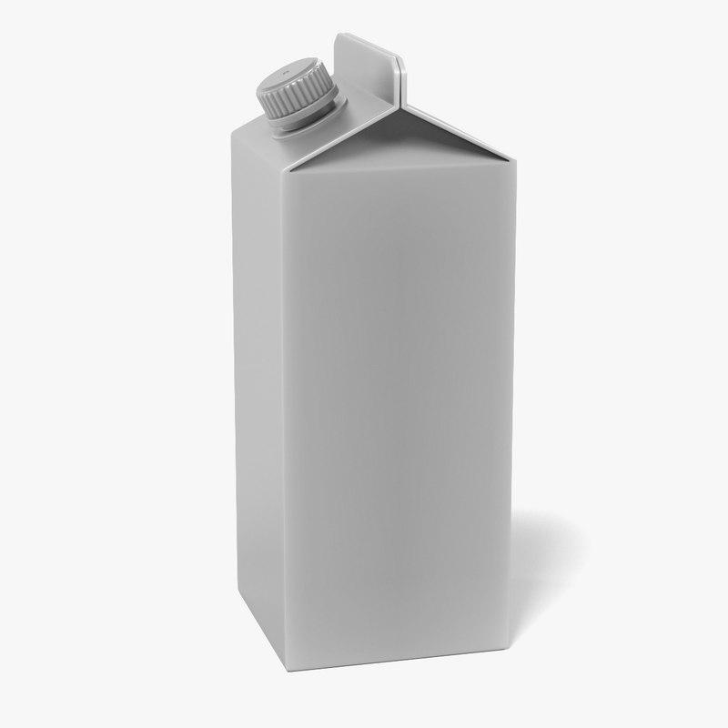 3d drink box