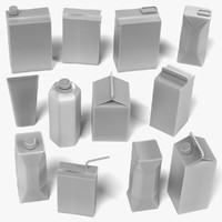Beverage Boxes Large Set