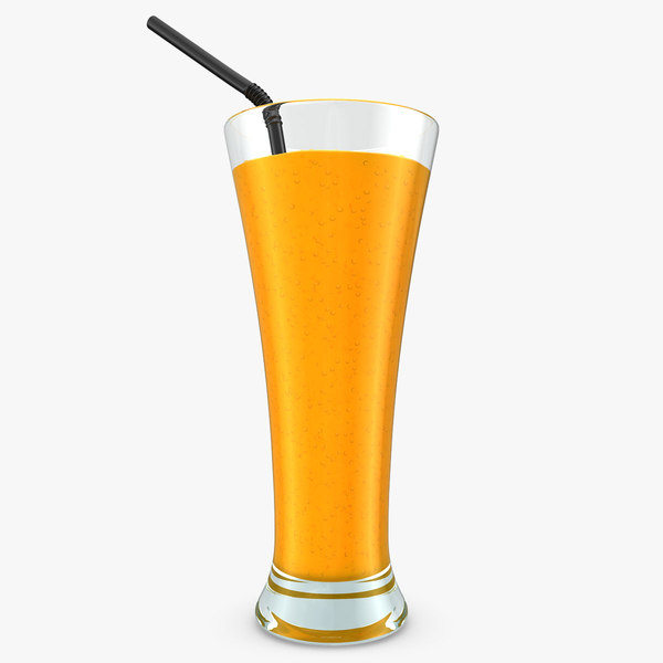 realistic smoothie orange max
