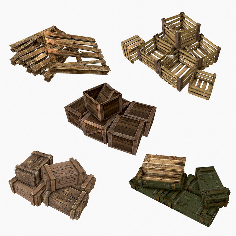 boxes games 3d max