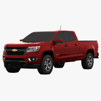 Chevrolet Colorado Crew Cab Long Box