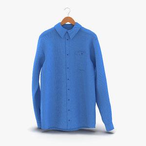 shirt hanger 3d max