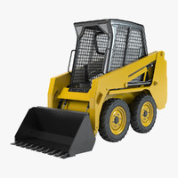 3d bobcat s100 loader