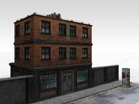 3d building automotive repair