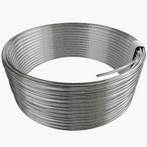 3d model wire cable