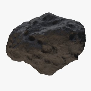 asteroid 3d model