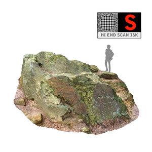 stone 16k 3d model