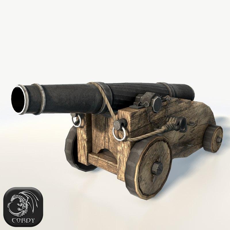 vessel cannon 3ds