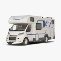 tag axle motorhome 3ds