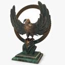 bird statue 3D models