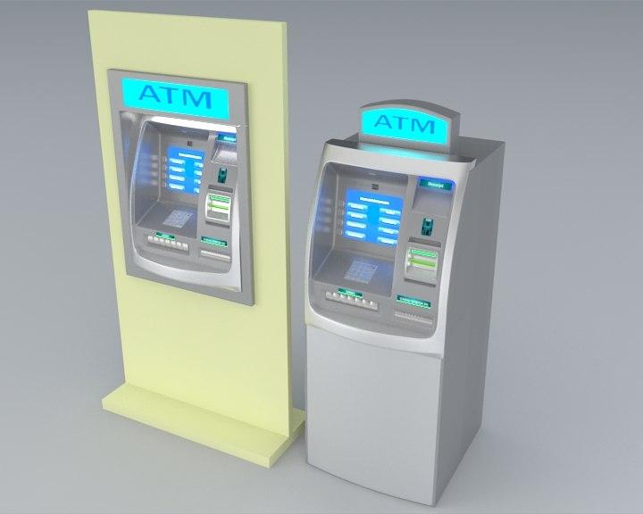 atm machine max