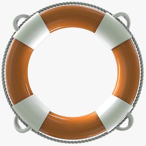 3d model buoy v 3