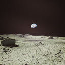 moon surface 3D models