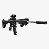 max assault rifle ar-15