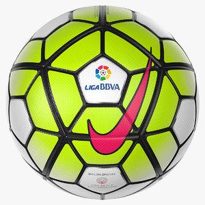 3d ordem 3 soccer ball model