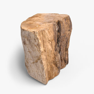 3d firewood ready unreal