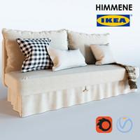 himmene sofa 3d model
