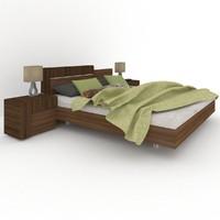 modern air bed max
