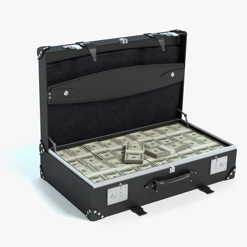 obj briefcase money