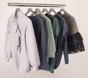 3d women s clothing