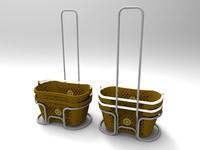 free max mode basket model: