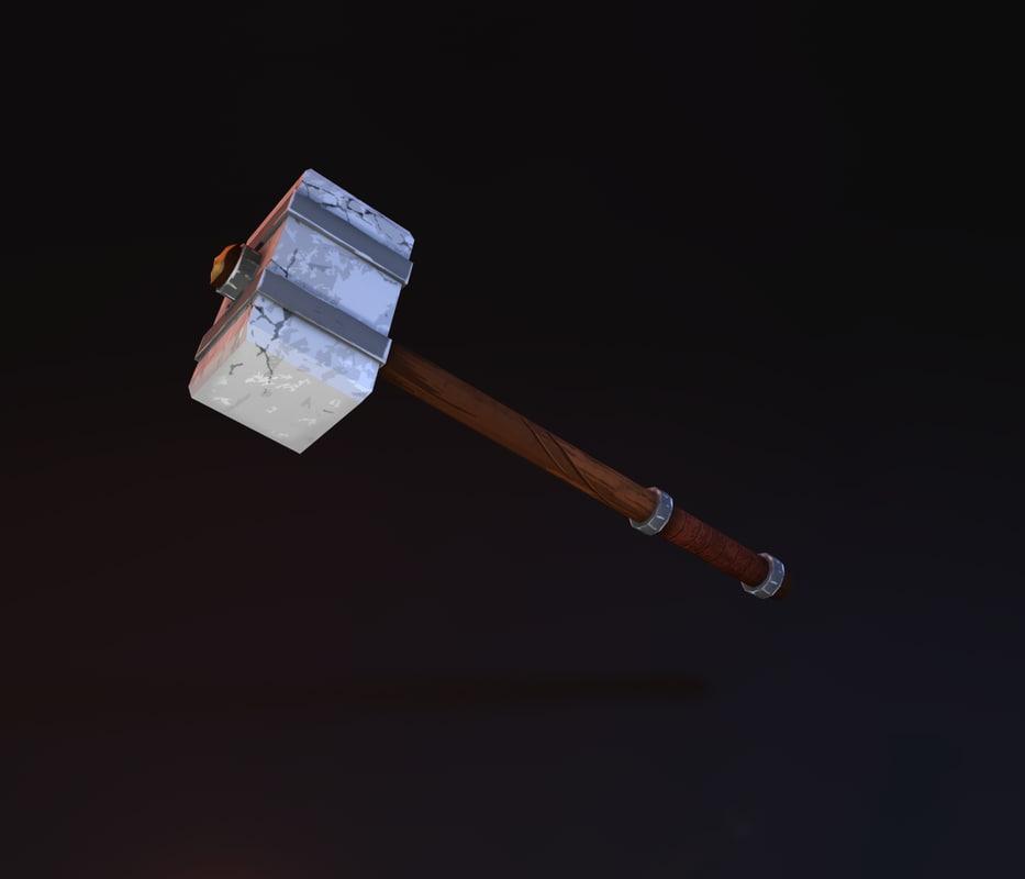 3ds hammer battle