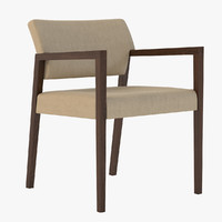 furniture seating 3d obj