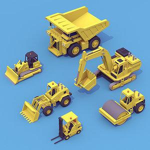lwo heavy machinery pack
