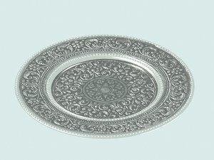 3d vessel porcelain glass
