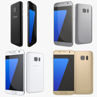 Samsung Galaxy S7 All Colors