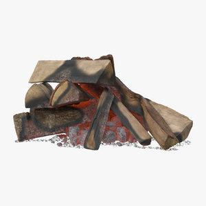 wood coals 02 max