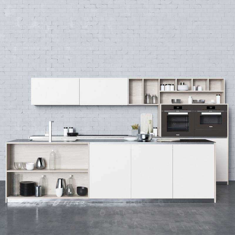 kitchen 05 3d max