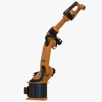 Kuka Robot KR-16 L8 arc HW Rigged