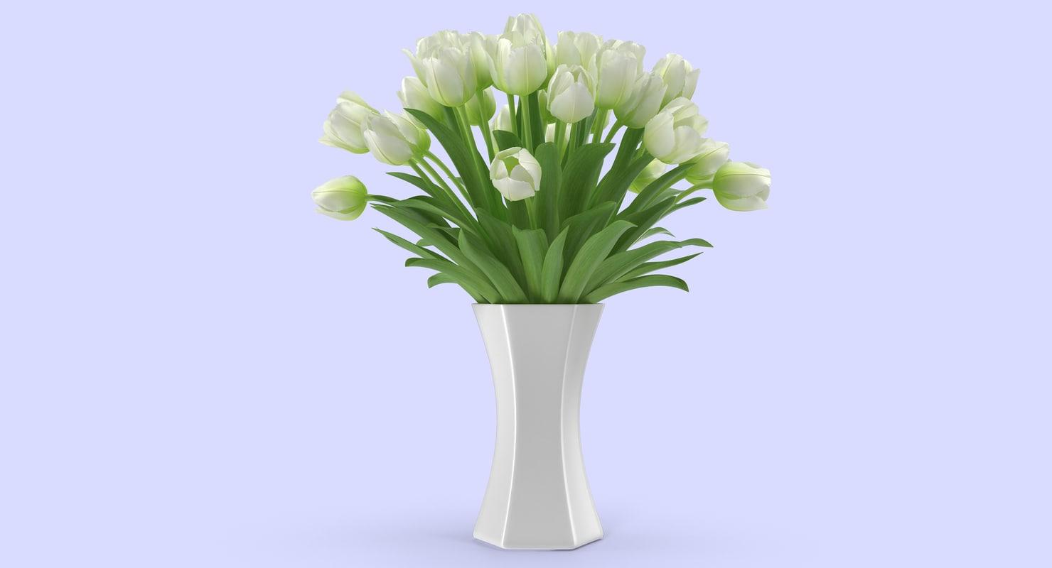 tulip vase max