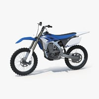 2013 Yamaha YZ250F Motocross Bike