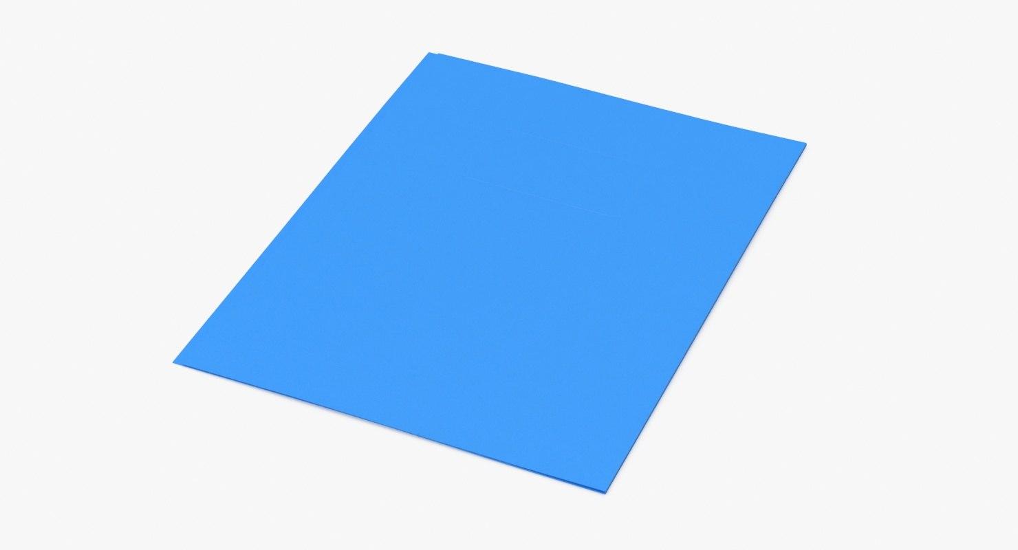 school folder 3d max