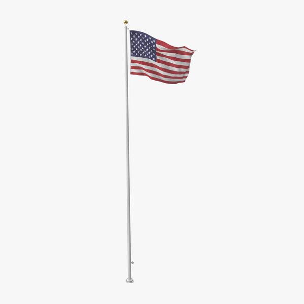 3d flag 01