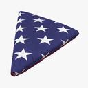 american flag 3D models