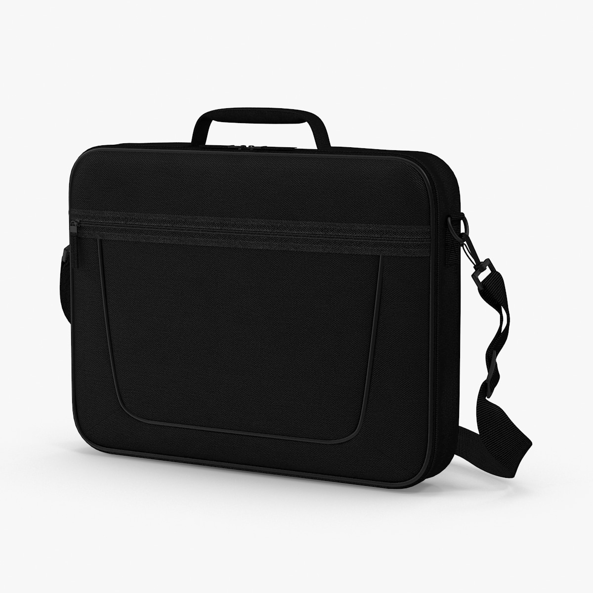 3d model laptop bag