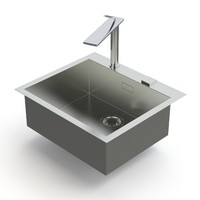 Franke Sink&Tap Planar and D-Flux