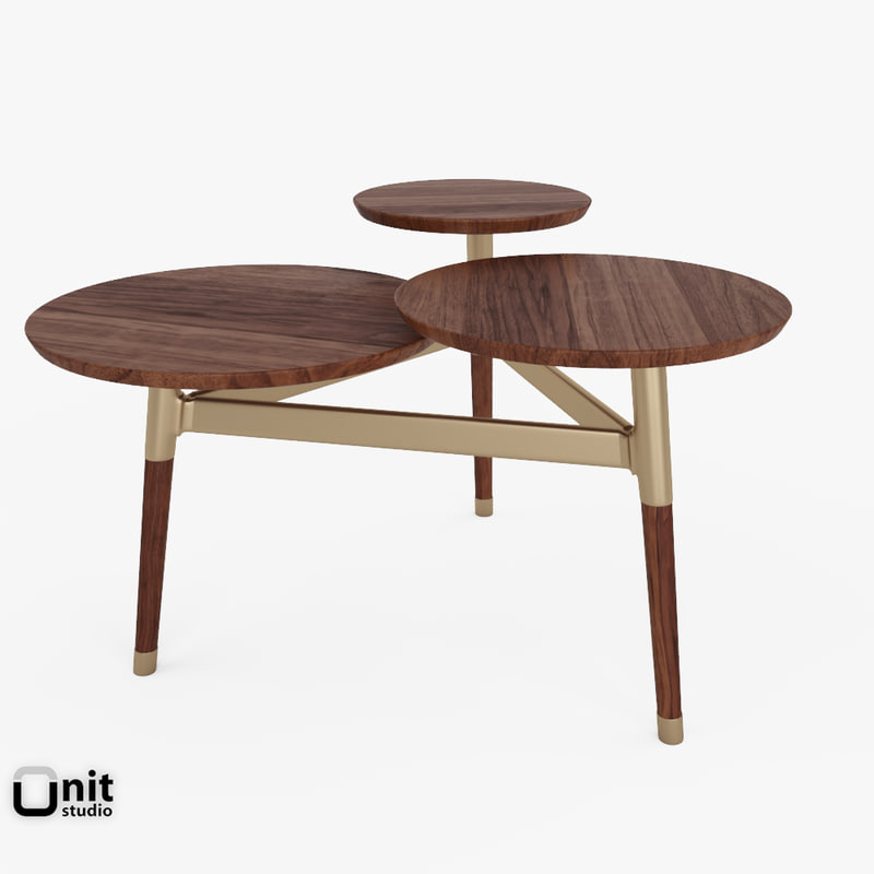 Clover Coffee Table By West Elm
