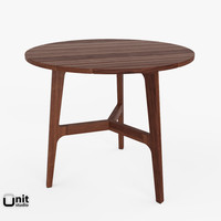 auburn table west elm 3ds