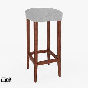 bella bar stool dot max free