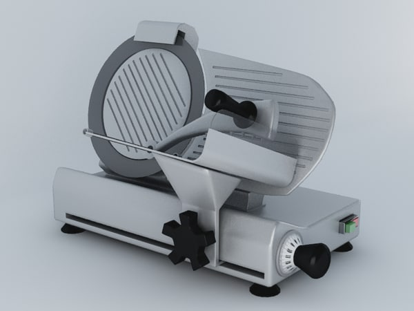 meat slicer 3ds