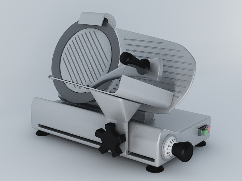 meat slicer 3ds