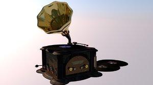 gamophone 3d 3ds